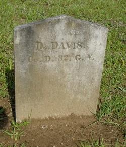 Pvt D. Davis