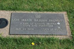 Lois Marie <i>Horton</i> Bajema Faurote