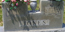 Mary Mae <i>Little</i> Jones