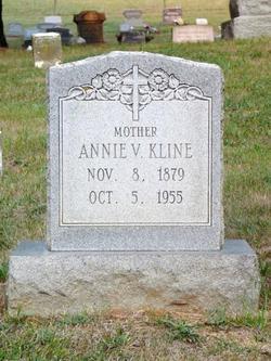 Annie V. <i>French</i> Kline