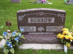 Marjorie M. <i>Morgan</i> Buhrow