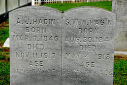 Ann Jane <i>Strickland</i> Hagin