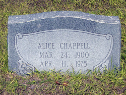 Alice Chappell