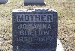 Johanna <i>Marisch</i> Buelow