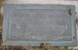Andrew Carlos McCOMBS