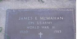 James Erwin Boise McMahan