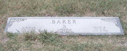 L. B. Buck Baker