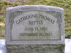 Catherine Thomas Bettis