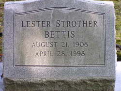 Lester Strother Bettis