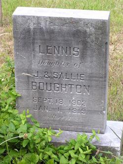 Lennis Boughton