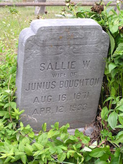 Sallie W Boughton