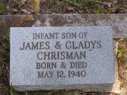 Infant Son Chrisman