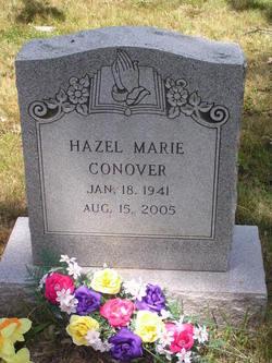 Hazel Marie Conover
