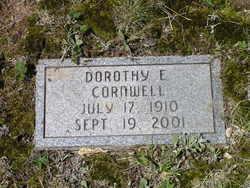 Dorothy Elizabeth <i>Rieck</i> Cornwell