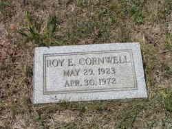 Roy E Cornwell