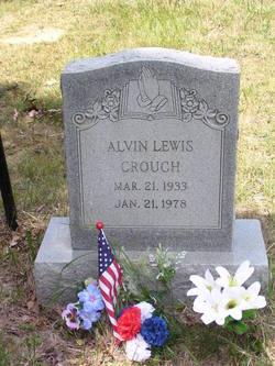 Alvin Lewis Crouch