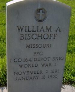 William A Bischoff