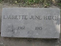Laurette June Hatch