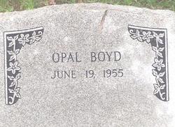 Opal Boyd