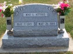 Mae L. <i>Luttrell</i> Asteris