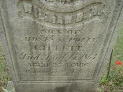 William Henry Harrison Gillett