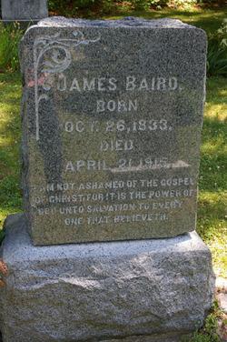 James Baird, Sr