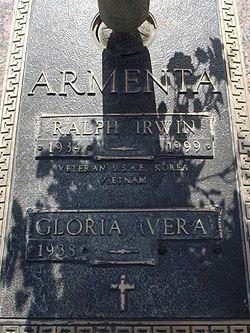 Ralph Irwin Armenta