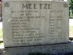 Rev John Yost Meetze