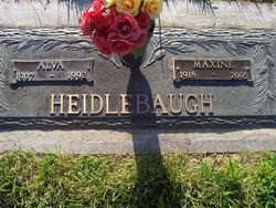 Alva Roy Heidlebaugh