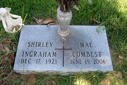 Shirley Mae <i>Ingraham</i> Combest