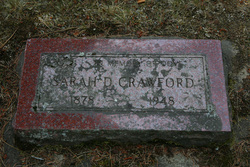 Sarah <i>Dore</i> Crawford