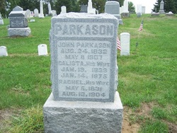 Rachel <i>Armitage</i> Parkason