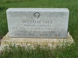 William Hieb