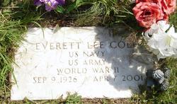 Everett Lee Cole