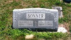 Emma Beatrice <i>Wallace</i> Bonner
