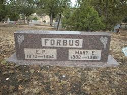 Epherham Porter Forbus