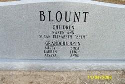 James Monroe Blount