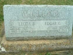 Leota Belle <i>Bucher</i> Weller