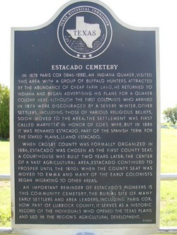 Estacado Cemetery