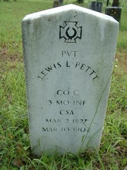 Louis Ledbetter Petty