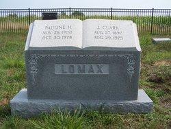 Pauline H Lomax
