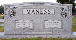 Brooksie Nell <i>Altom</i> Maness