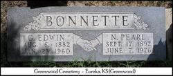 Nannie Pearl <i>Key</i> Bonnette