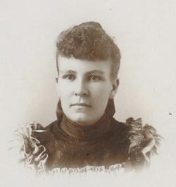 Clarissa May Clara <i>Heckman</i> Ayers