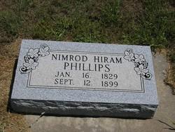 Nimrod Hiram Phillips