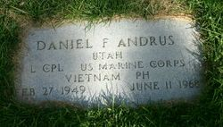 Daniel Francis Andrus