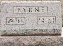 Agnes E <i>Fessenden</i> Byrne