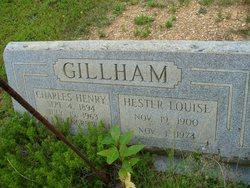 Hester Louise <i>Cooper</i> Gillham
