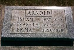 Elizabeth <i>Jones</i> Arnold