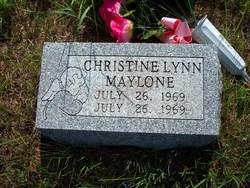 Christine Lynn Maylone